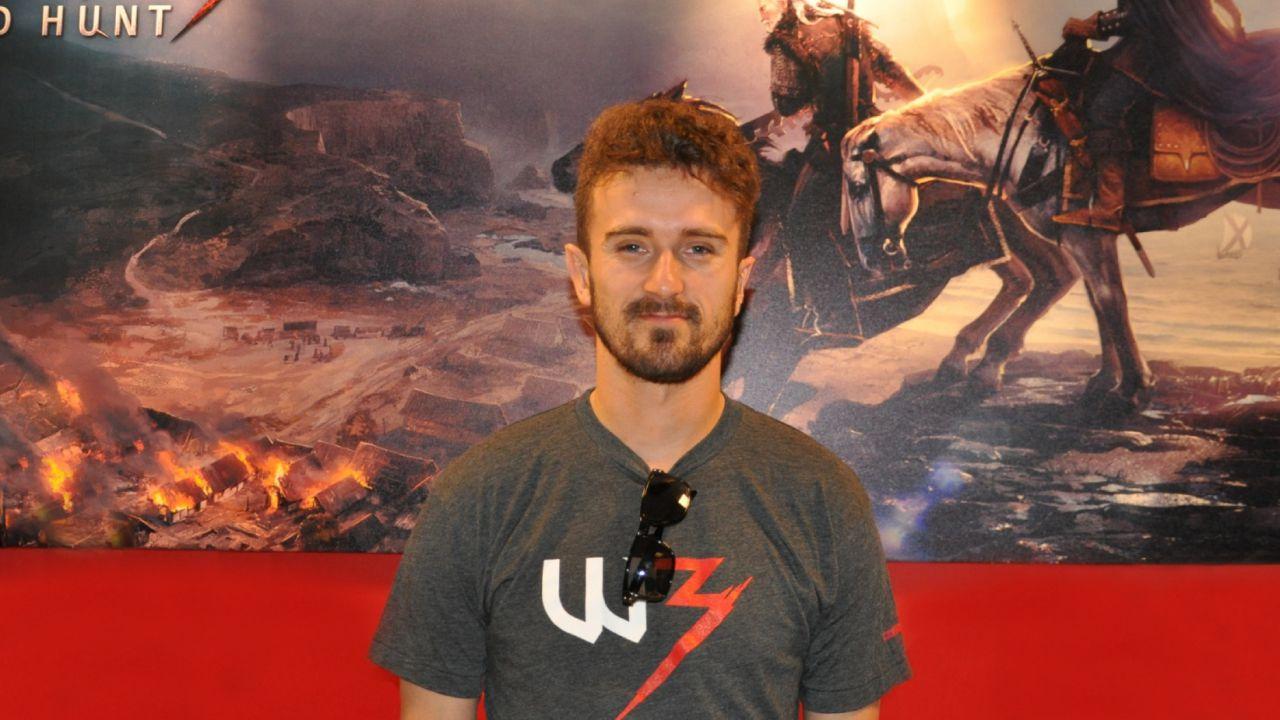 intervista The Witcher 3 - Intervista a Konrad Tomaszkiewicz