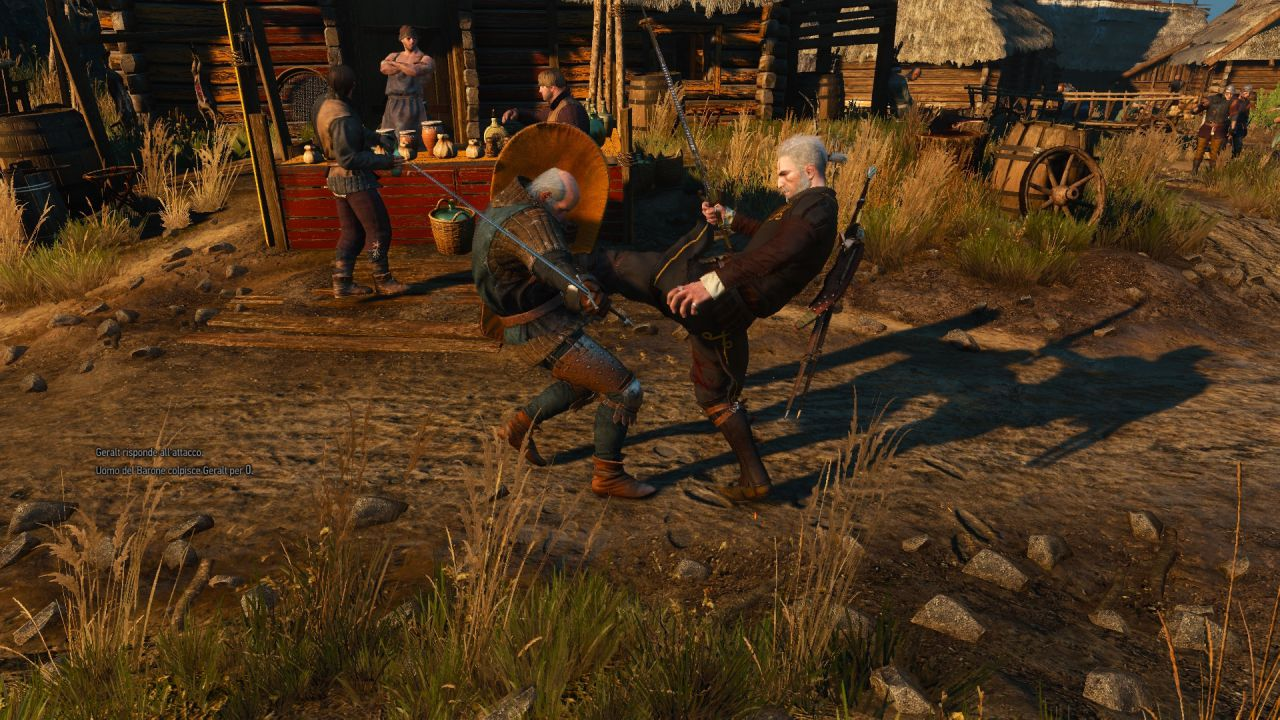 speciale The Witcher 3: Patch 1.07