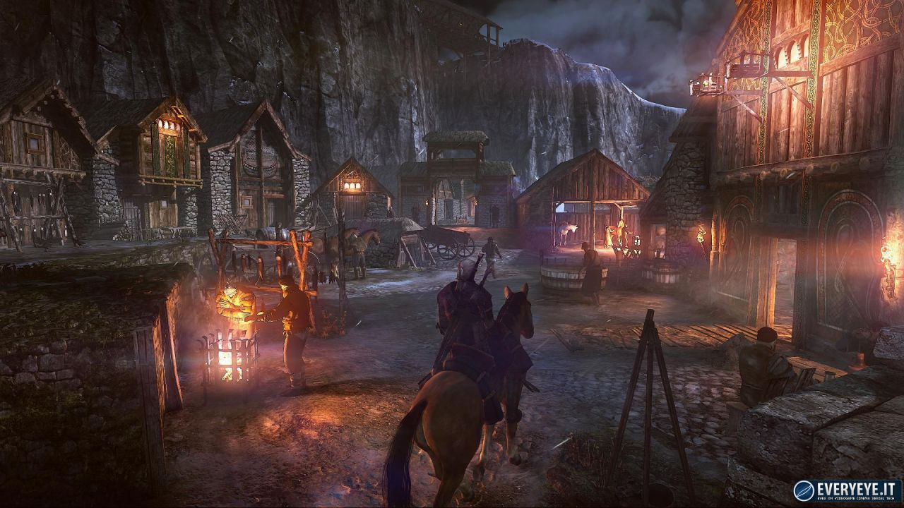anteprima The Witcher 3: Wild Hunt