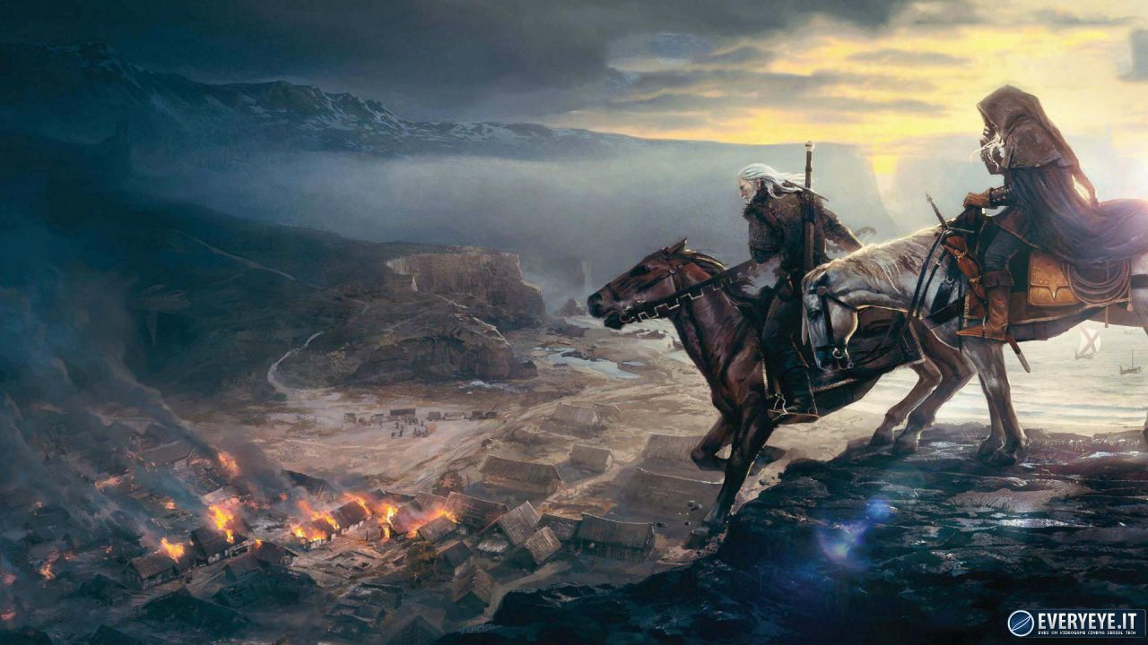 first look The Witcher 3: Wild Hunt