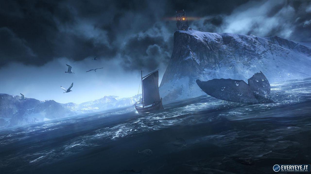 anteprima The Witcher 3 Wild Hunt: lo strigo impressiona anche alla GamesCom 2013