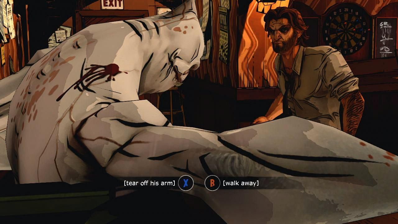 recensione The Wolf Among Us - Smoke and Mirrors
