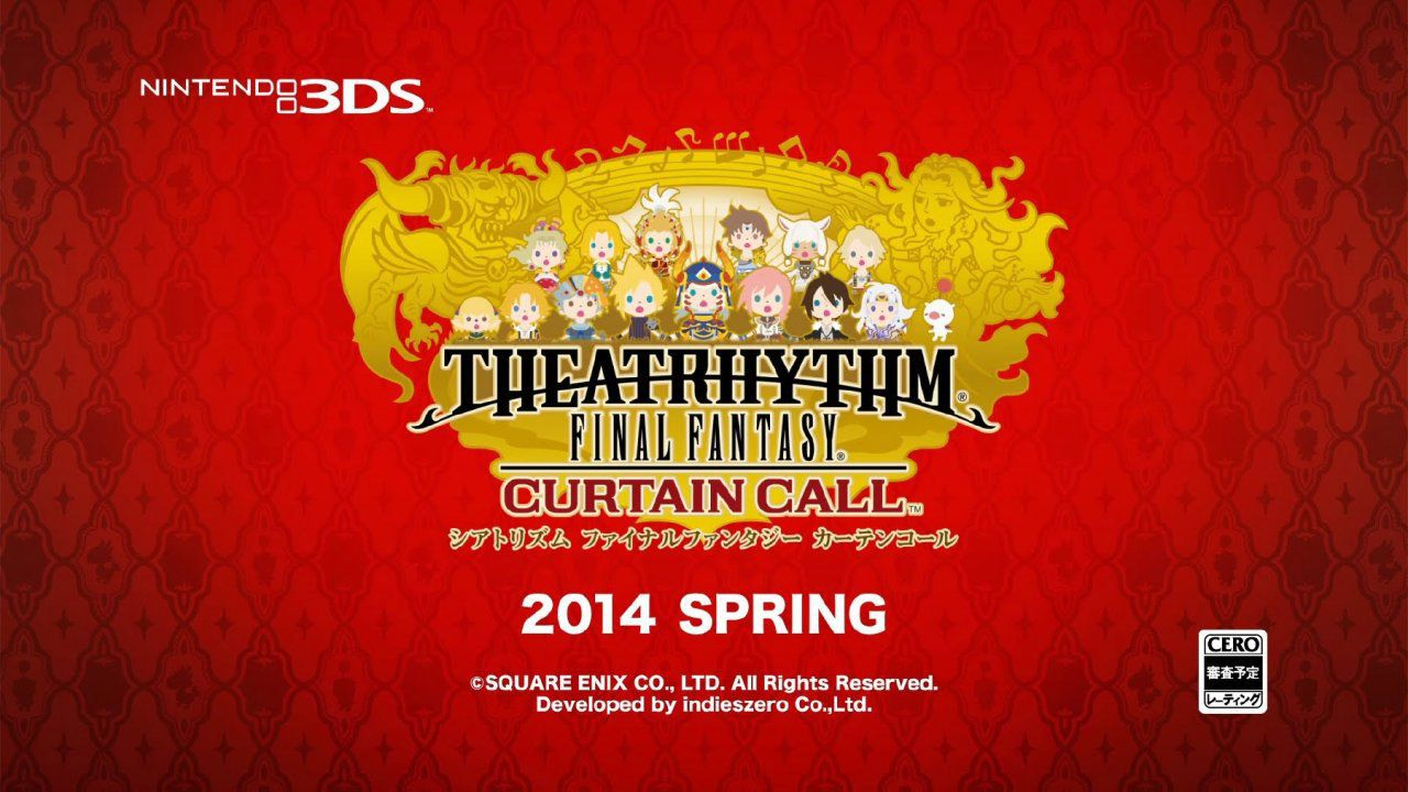 provato Theatrhythm Final Fantasy: Curtain Call