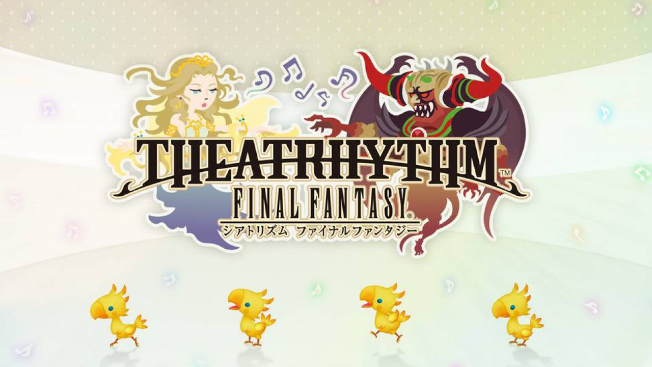 recensione Theatrhythm Final Fantasy