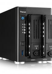 Thecus N2810: un NAS dall'ottimo rapporto qualità/prezzo