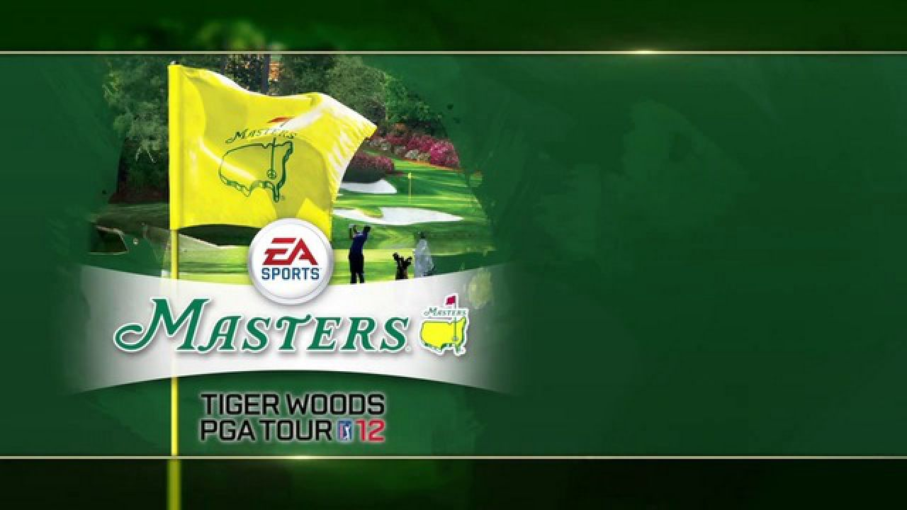 hands on Tiger Woods PGA Tour 12: The Masters