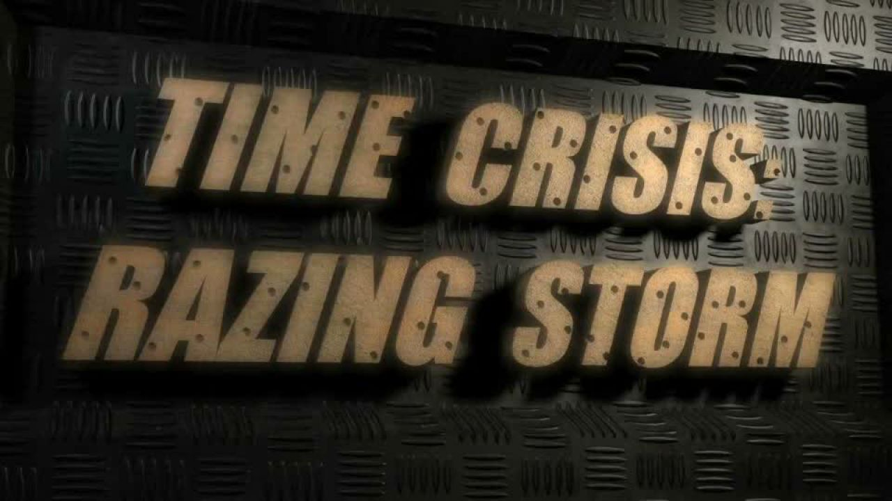recensione Time Crisis Razing Storm