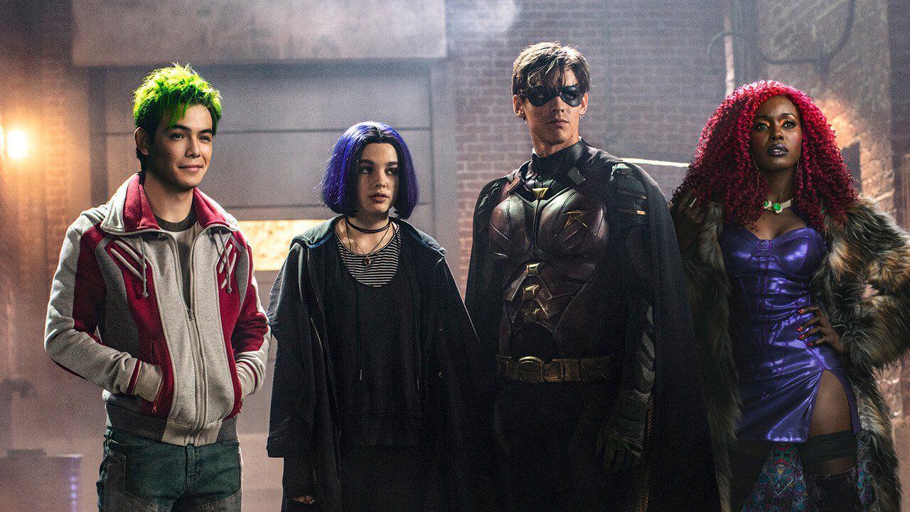 Titans: prime impressioni sulla nuova serie targata DC Comics
