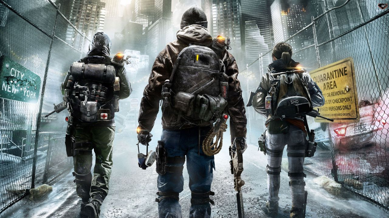 speciale Tom Clancy's The Division - Intervista a James Arthur