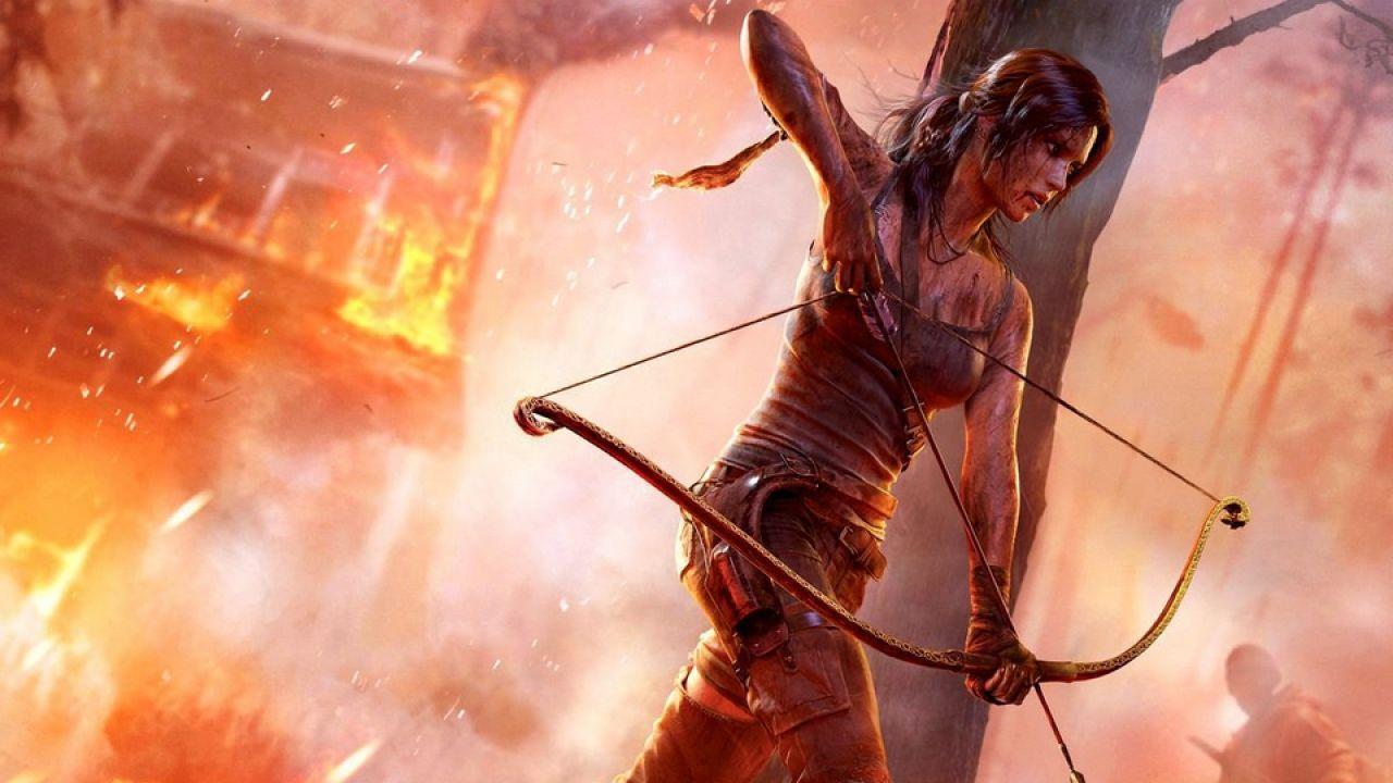 anteprima Tomb Raider