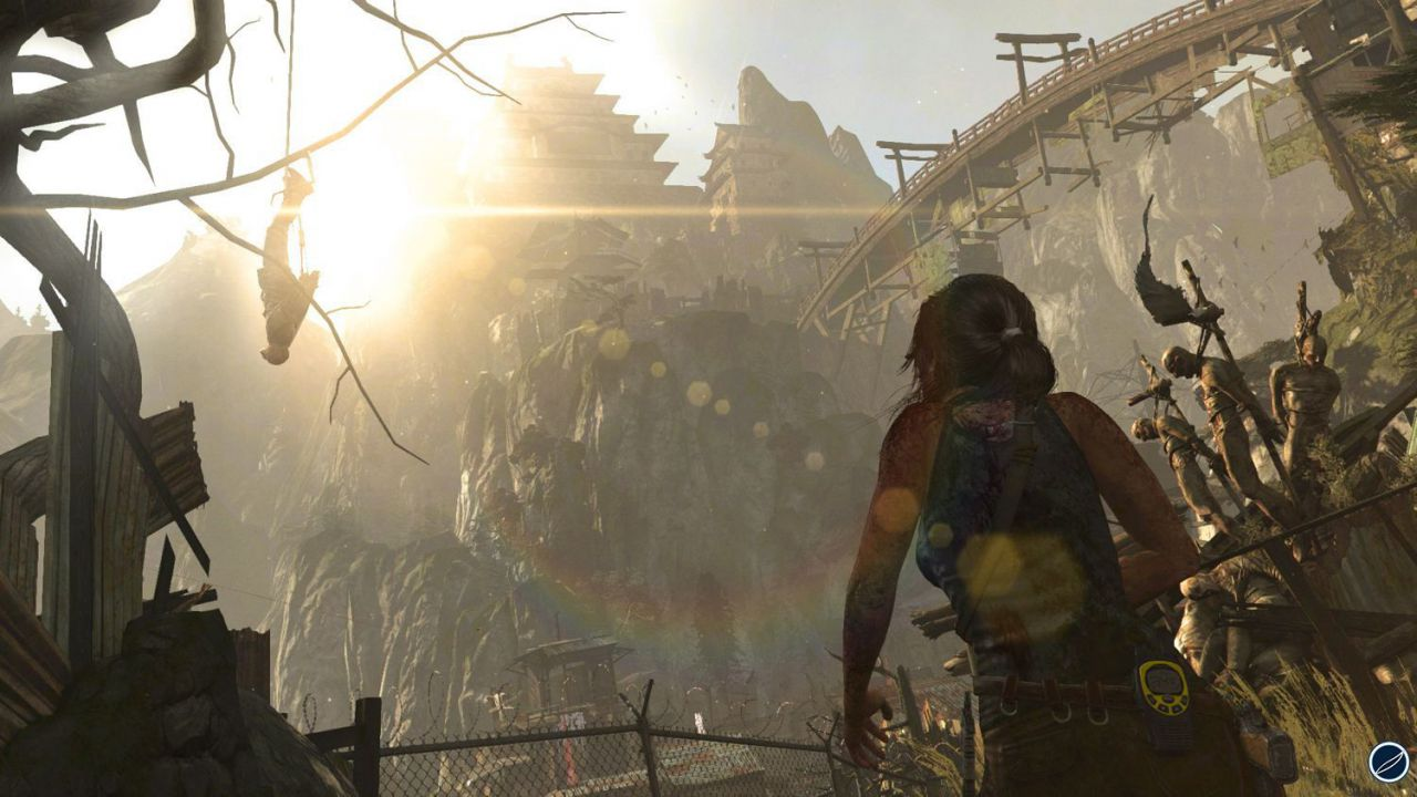 hands on Tomb Raider: Definitive Edition