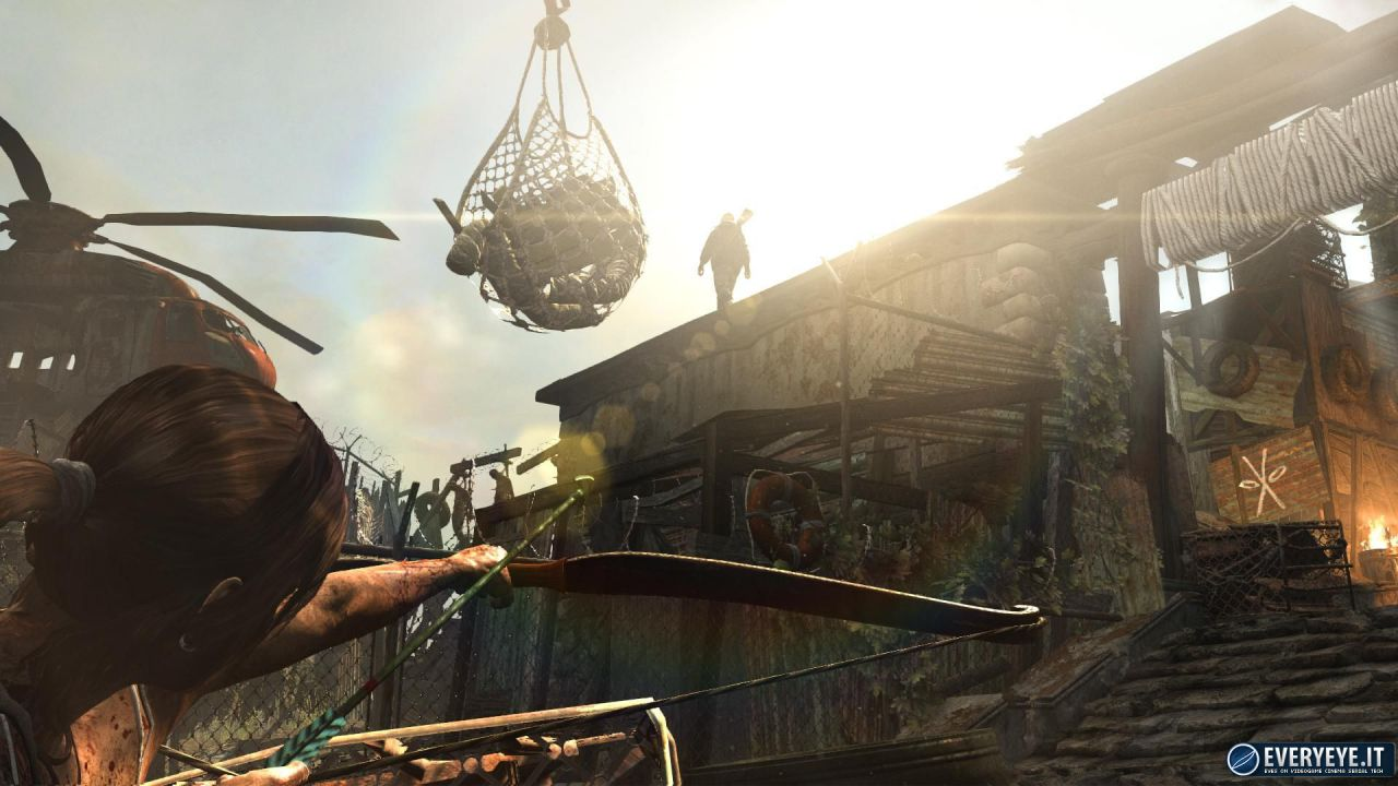 anteprima Tomb Raider - Multiplayer