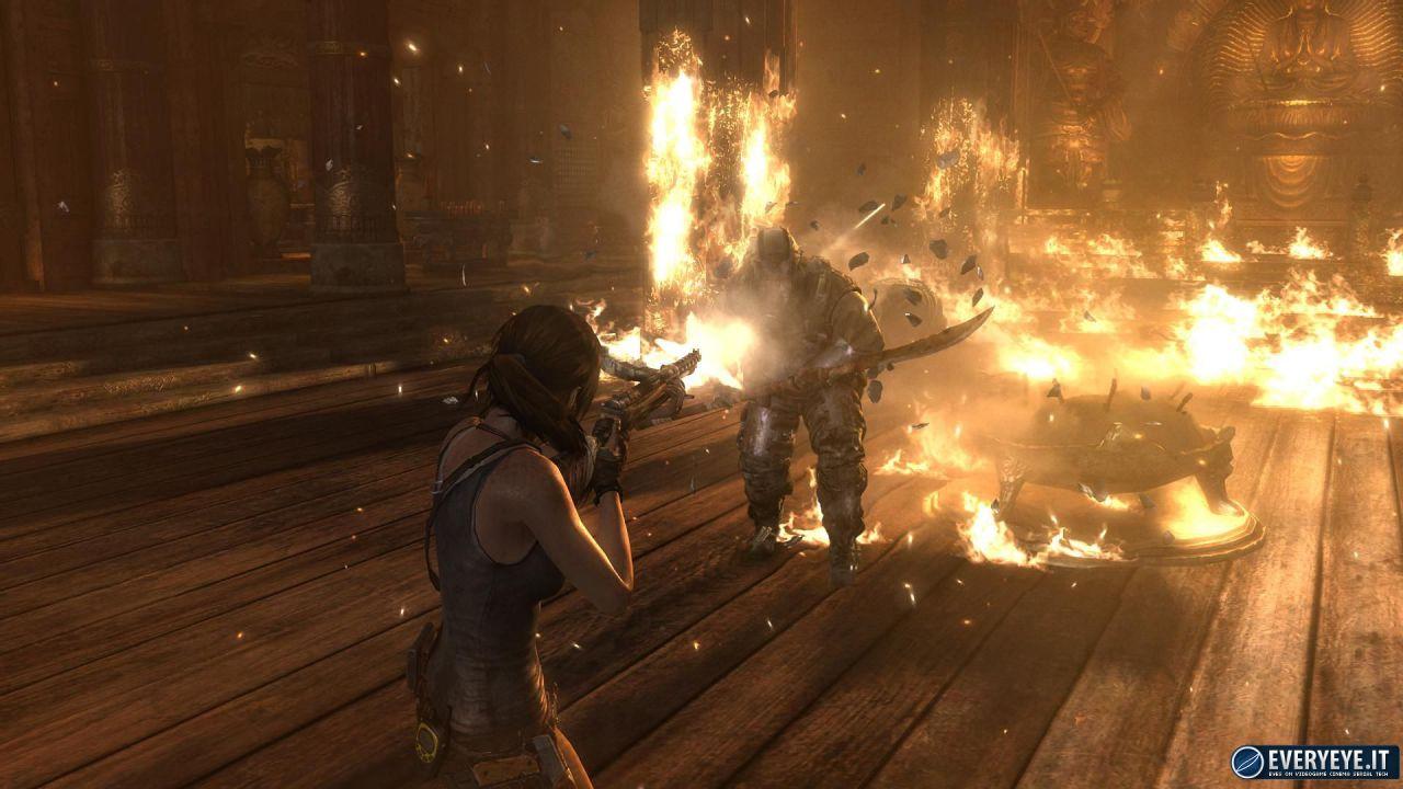 speciale Tomb Raider - Multiplayer