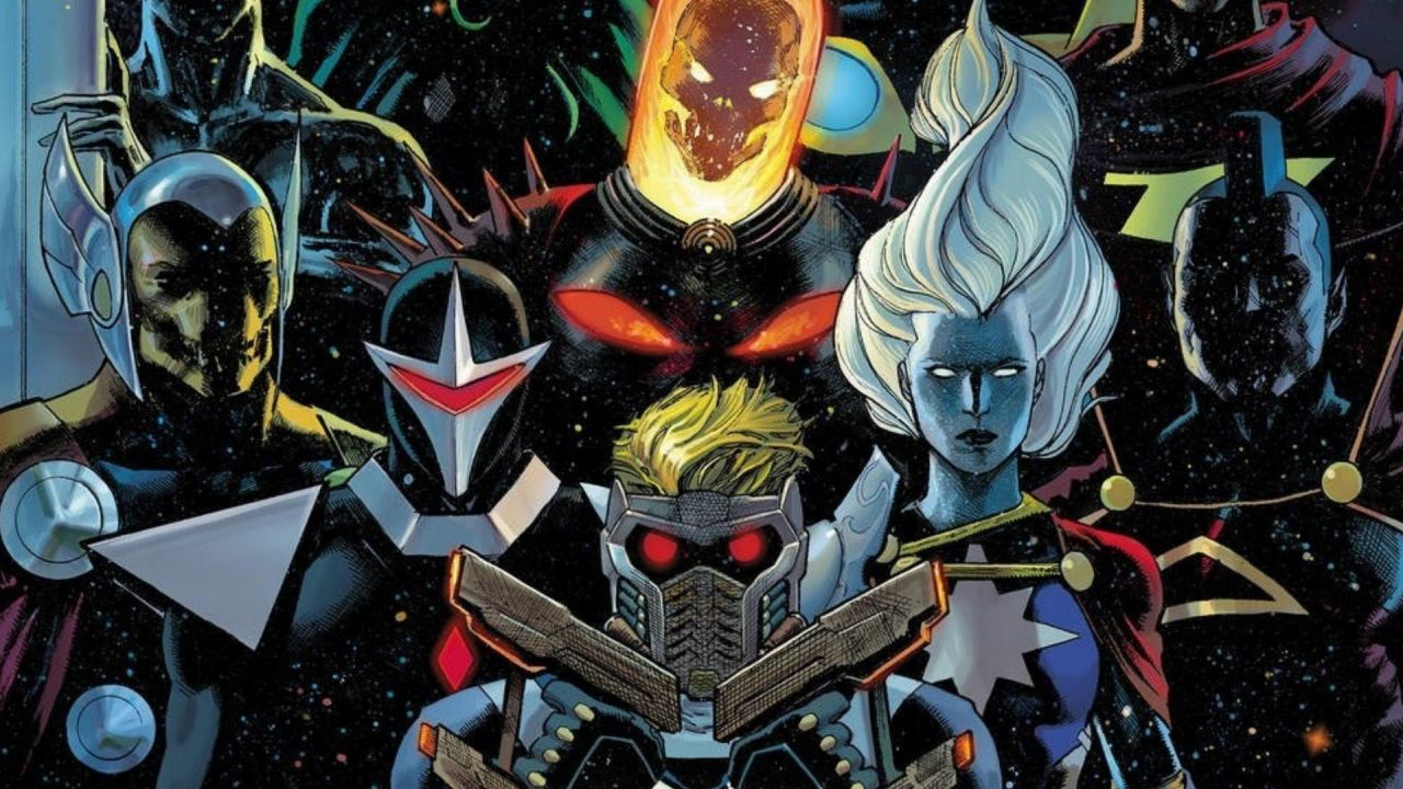 Tornano Guardiani della Galassia, Avengers e X-Men nei nuovi fumetti Marvel