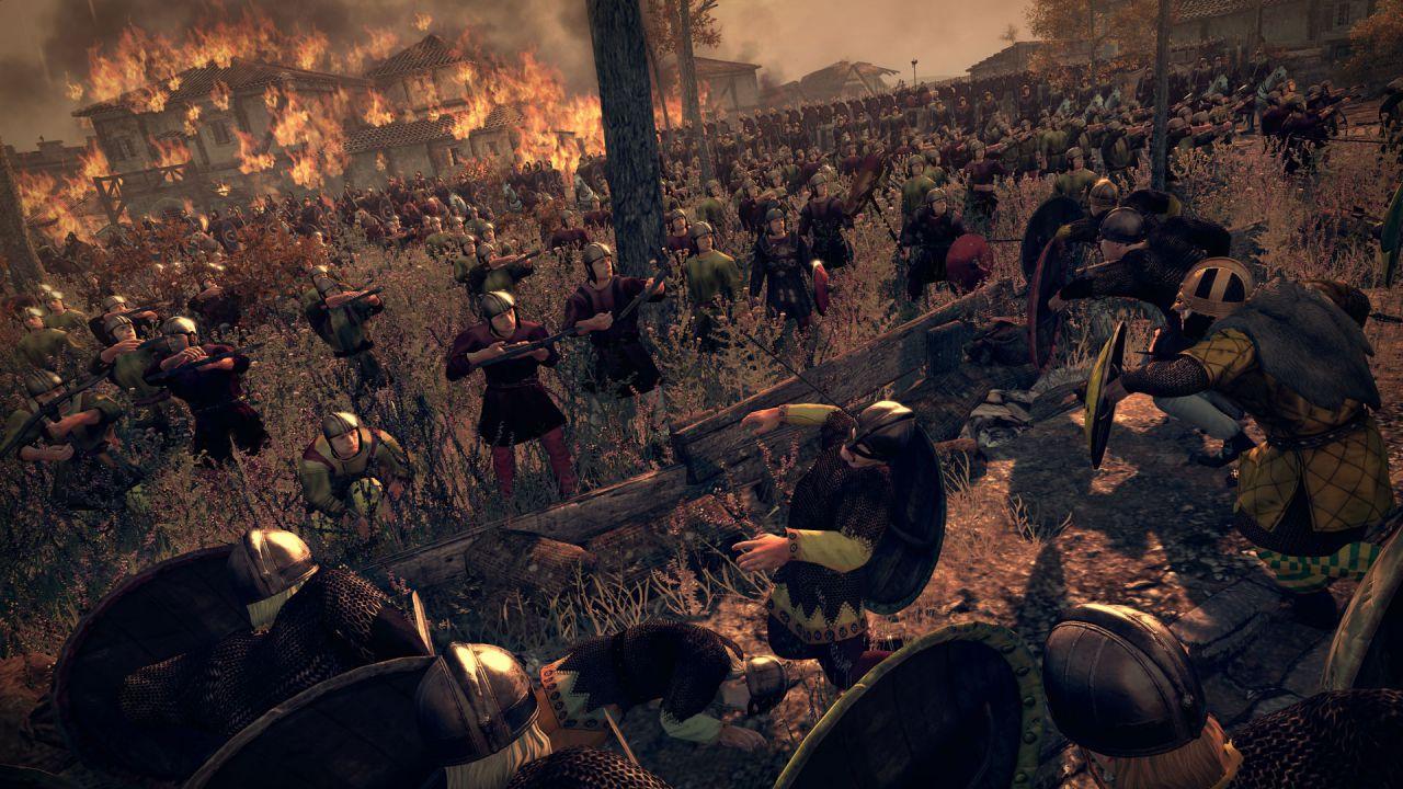 provato Total War Attila