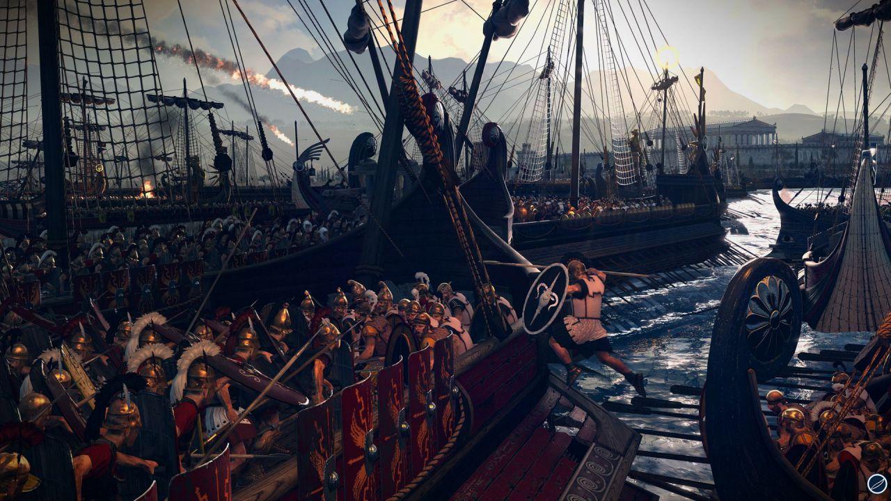 hands on Total War: Rome II