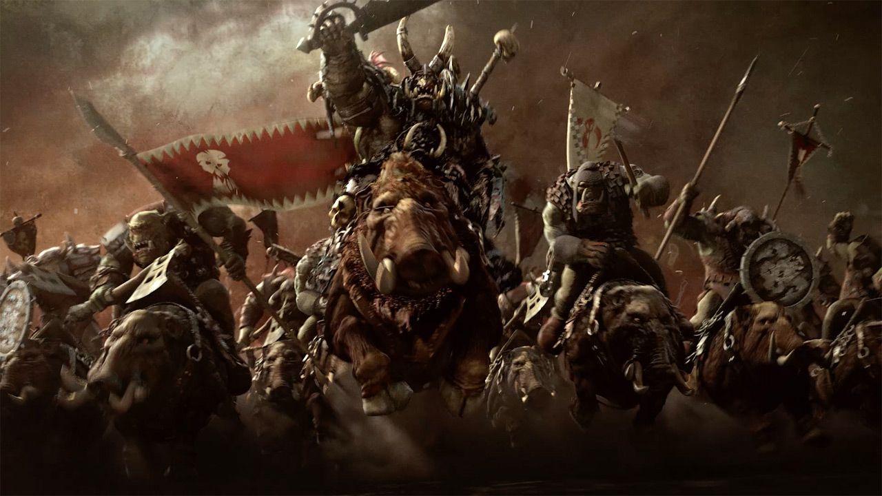 anteprima Total War Warhammer
