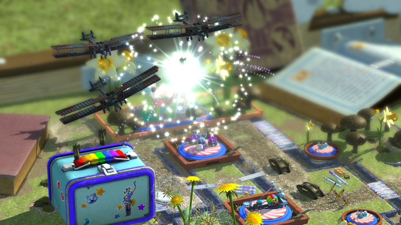 provato Toy Soldiers: War Chest