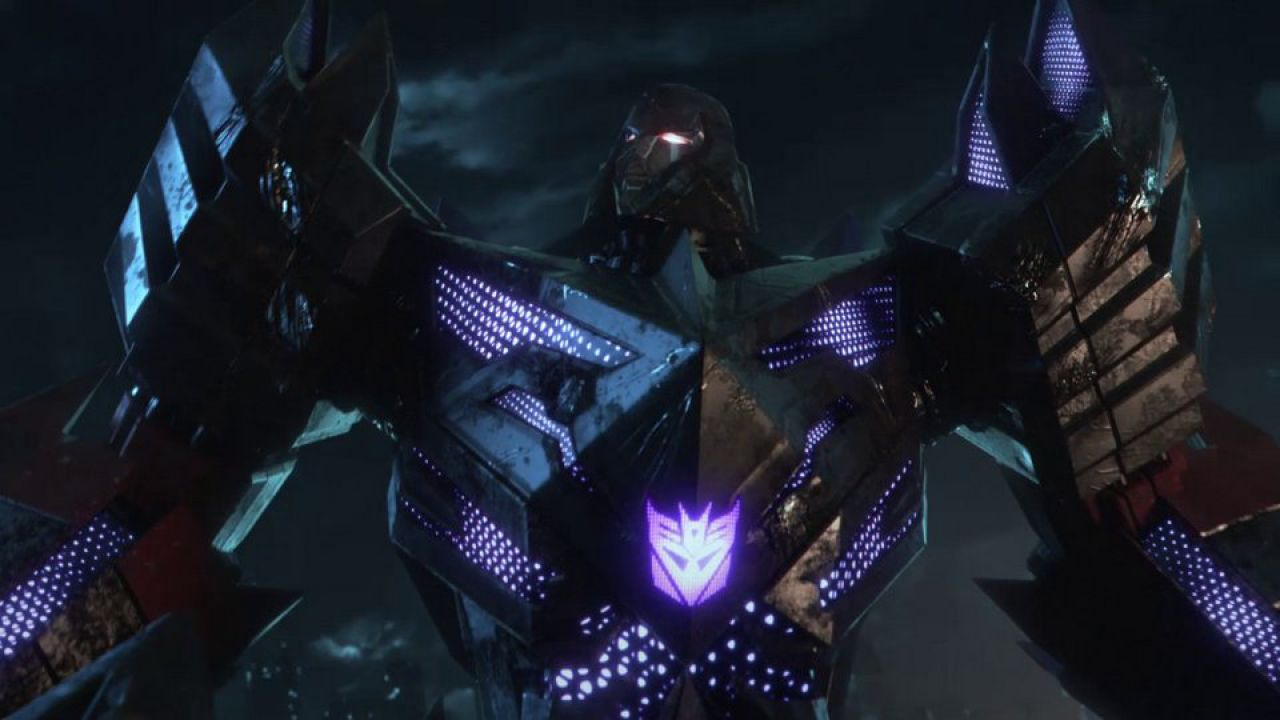 anteprima Transformers: La Caduta di Cybertron