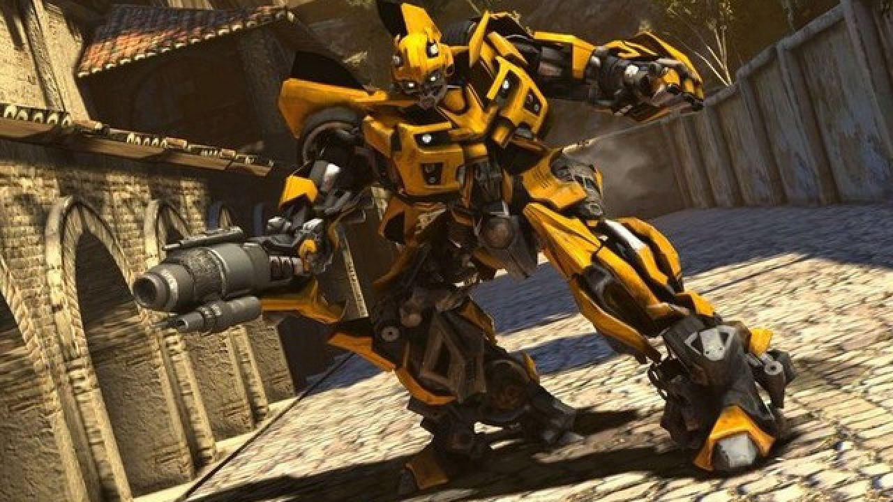 hands on Transformers: Dark of the Moon