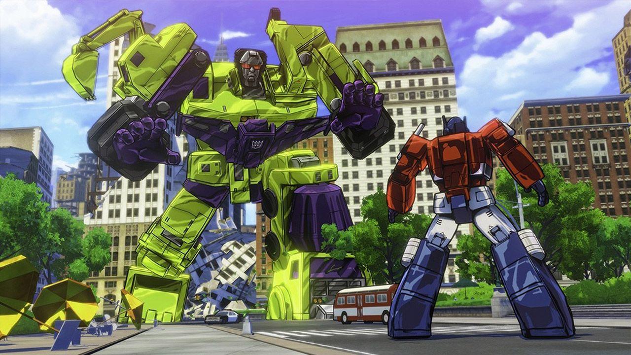 provato Transformers Devastation