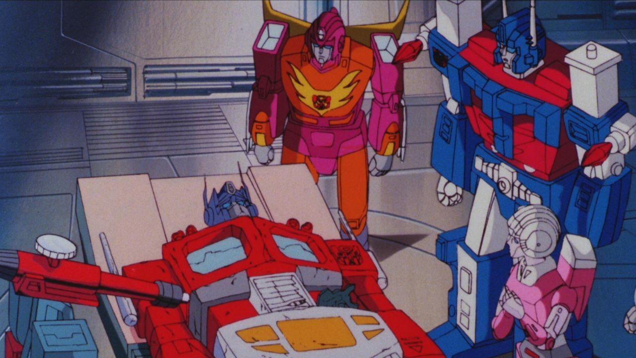Transformers la recensione del film animato del
