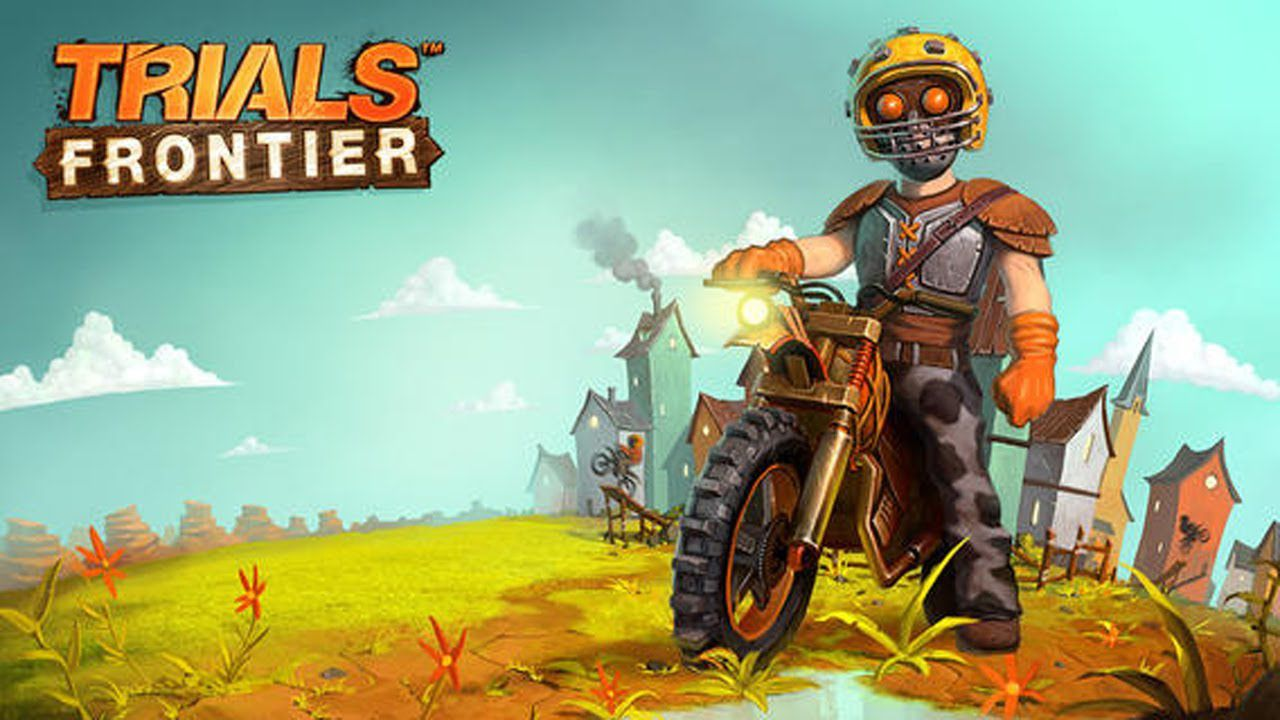 hands on Trials Frontier