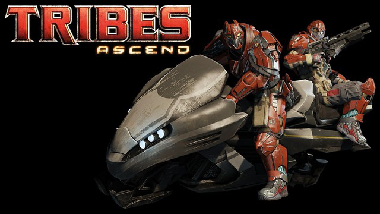 hands on Tribes Ascend
