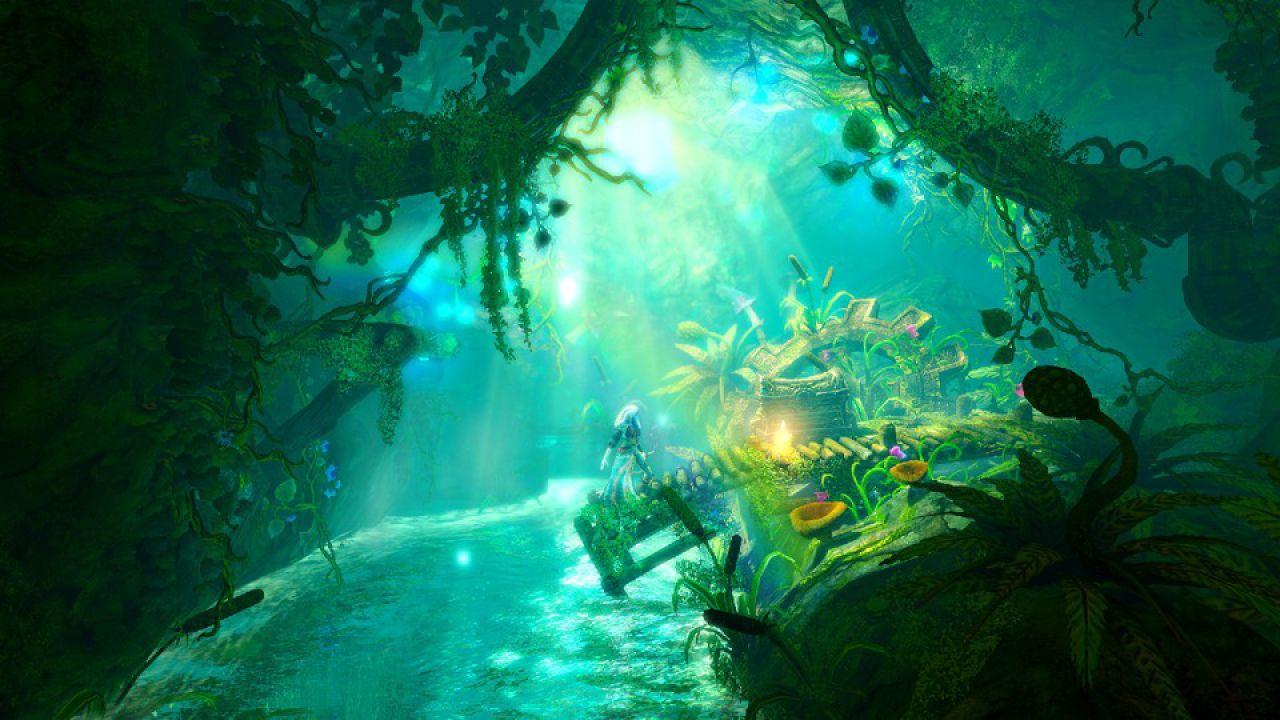 hands on Trine 2: Director's Cut