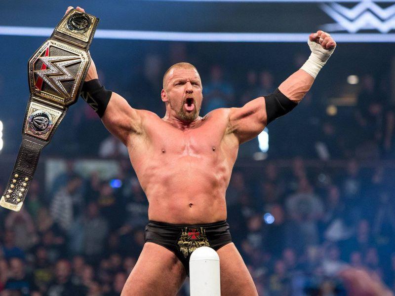 Triple H: abbiamo intervistato il campione e vicepresidente di WWE