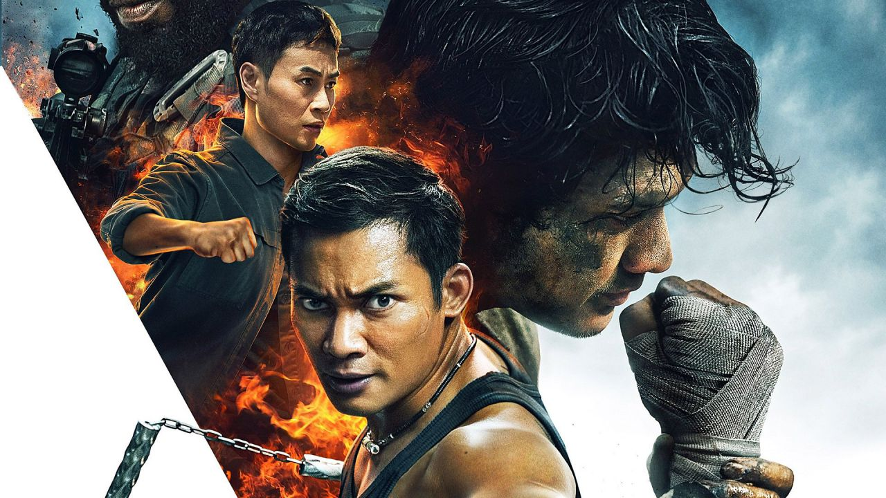 recensione Triple Threat, la recensione dell'action con Tony Jaa su Prime Video