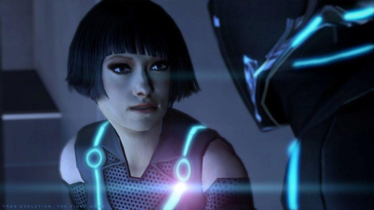hands on Tron: Evolution