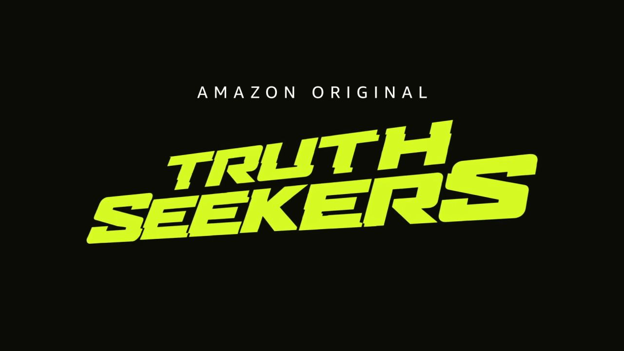 first look Truth Seekers: anteprima della comedy-horror in arrivo su Prime Video