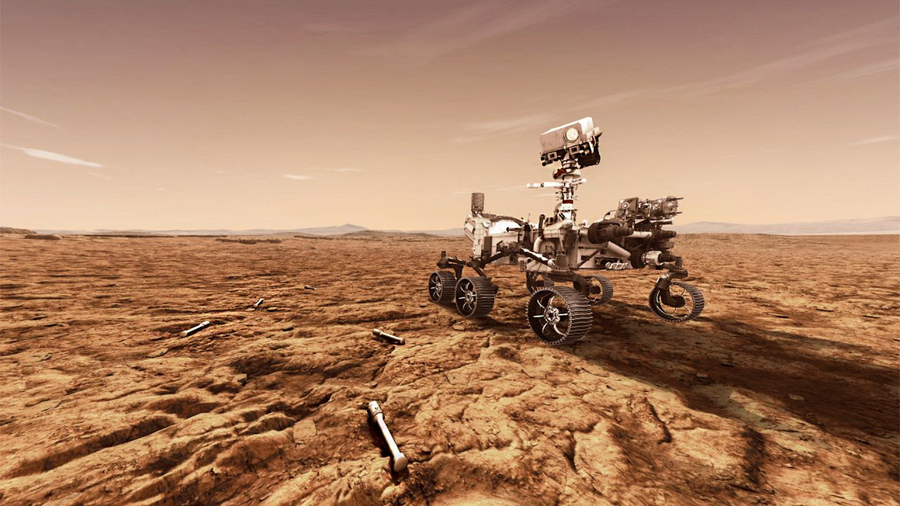 Tutti i messaggi segreti che sono nascosti sul rover Perseverance