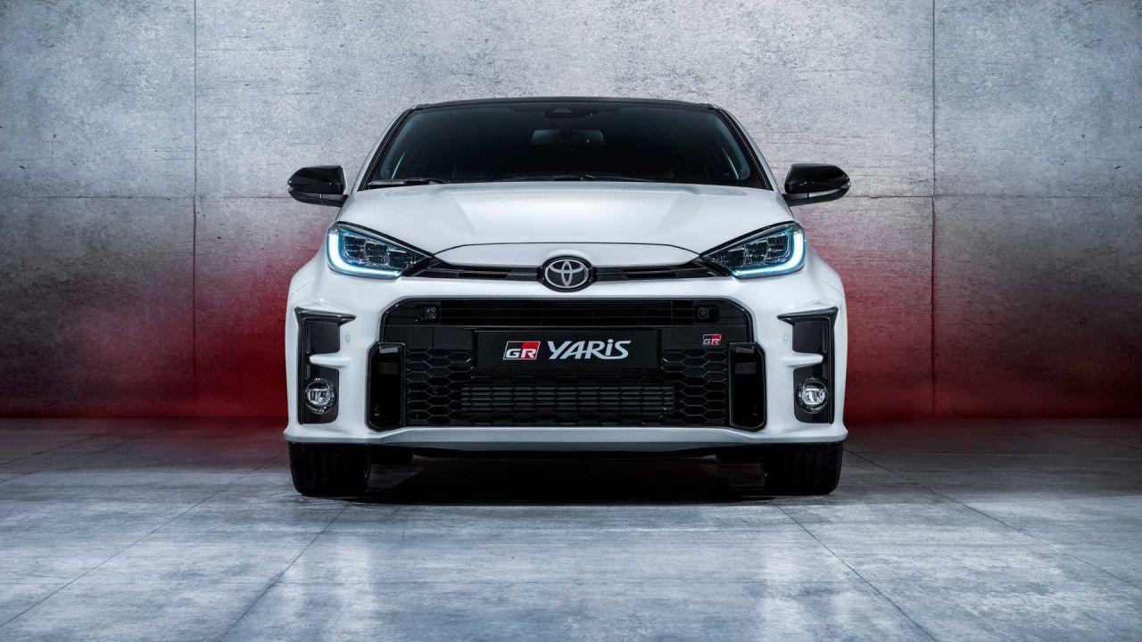 Tutto sulla nuova Toyota Yaris GR 2020: ritorno al passato