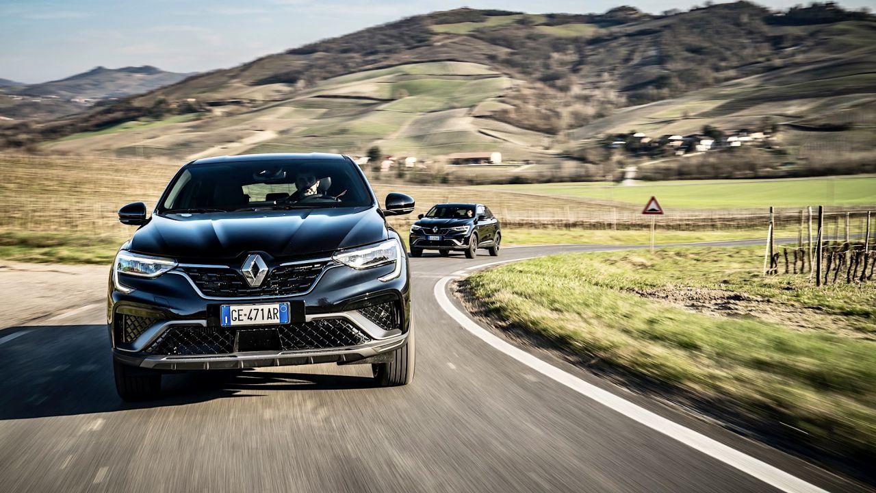 Ufficiale la nuova Renault Arkana 2021: arriva in Italia il SUV ibrido