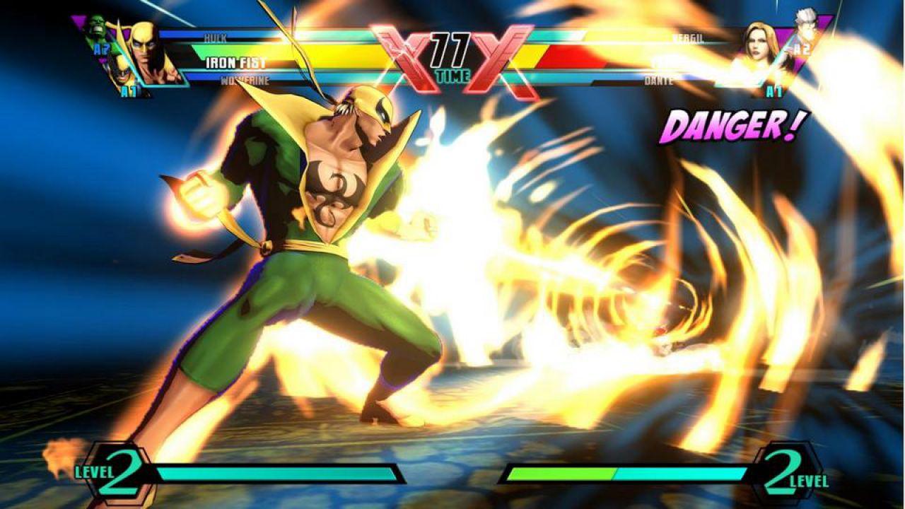 recensione Ultimate Marvel vs Capcom 3