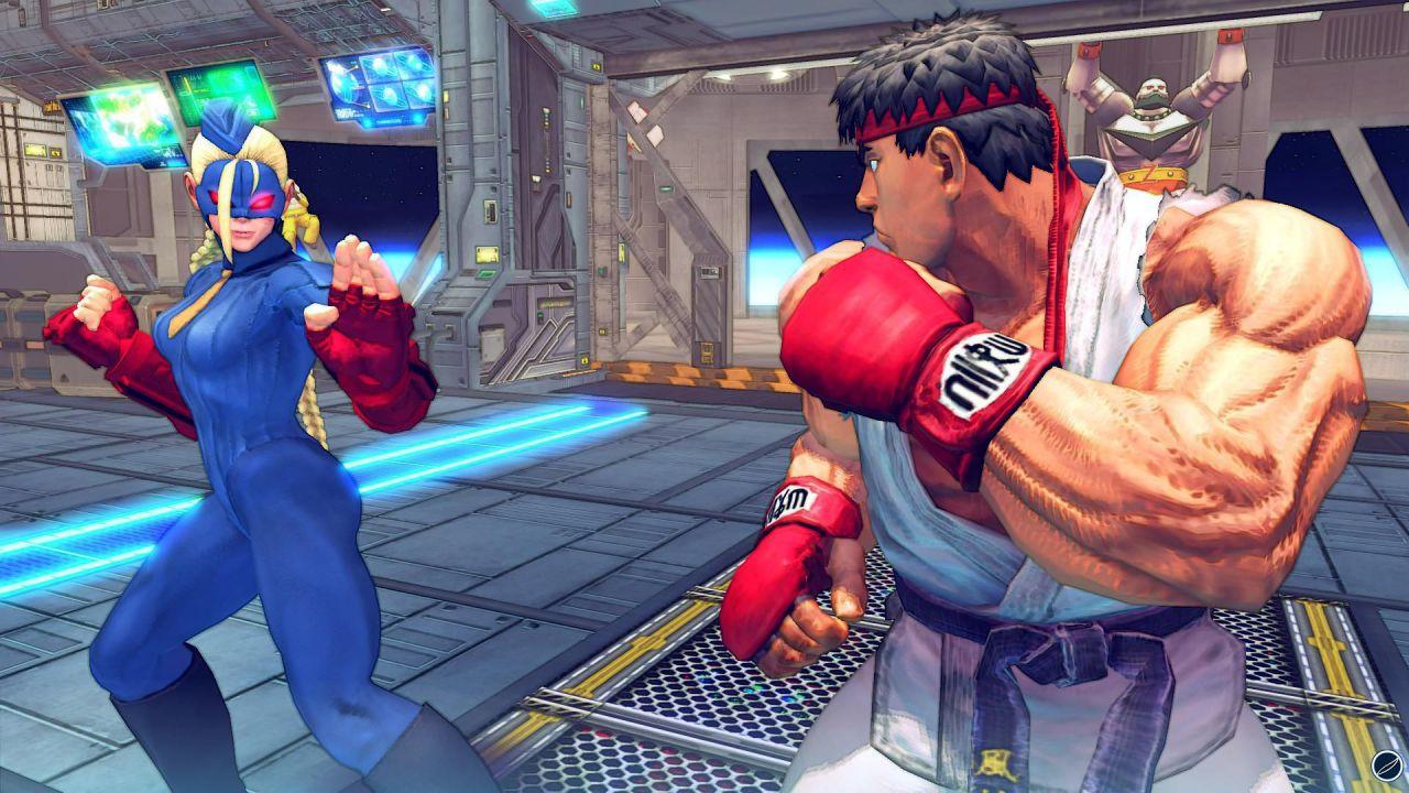 hands on Ultra Street Fighter 4