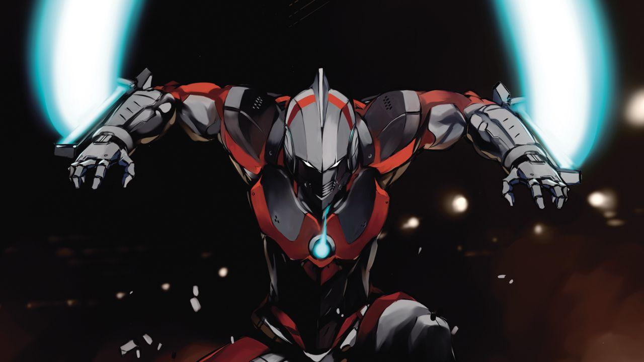 recensione Ultraman: Recensione dell'anime Netflix, sequel della serie del '66