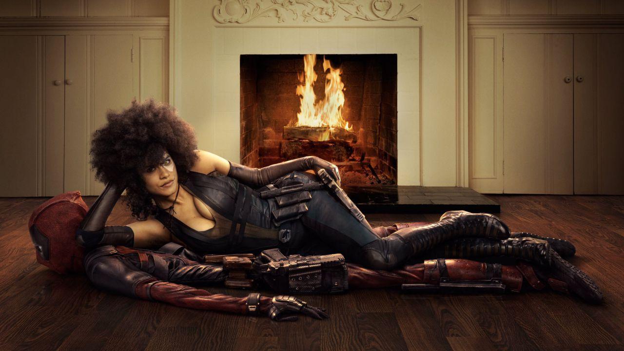 Una mutante chiamata Domino: come la fortuna è arrivata in Deadpool