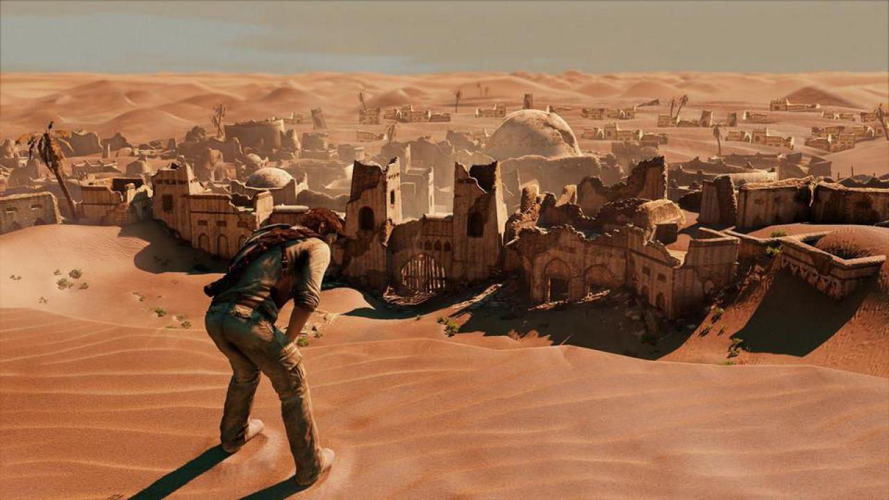 anteprima Uncharted 3