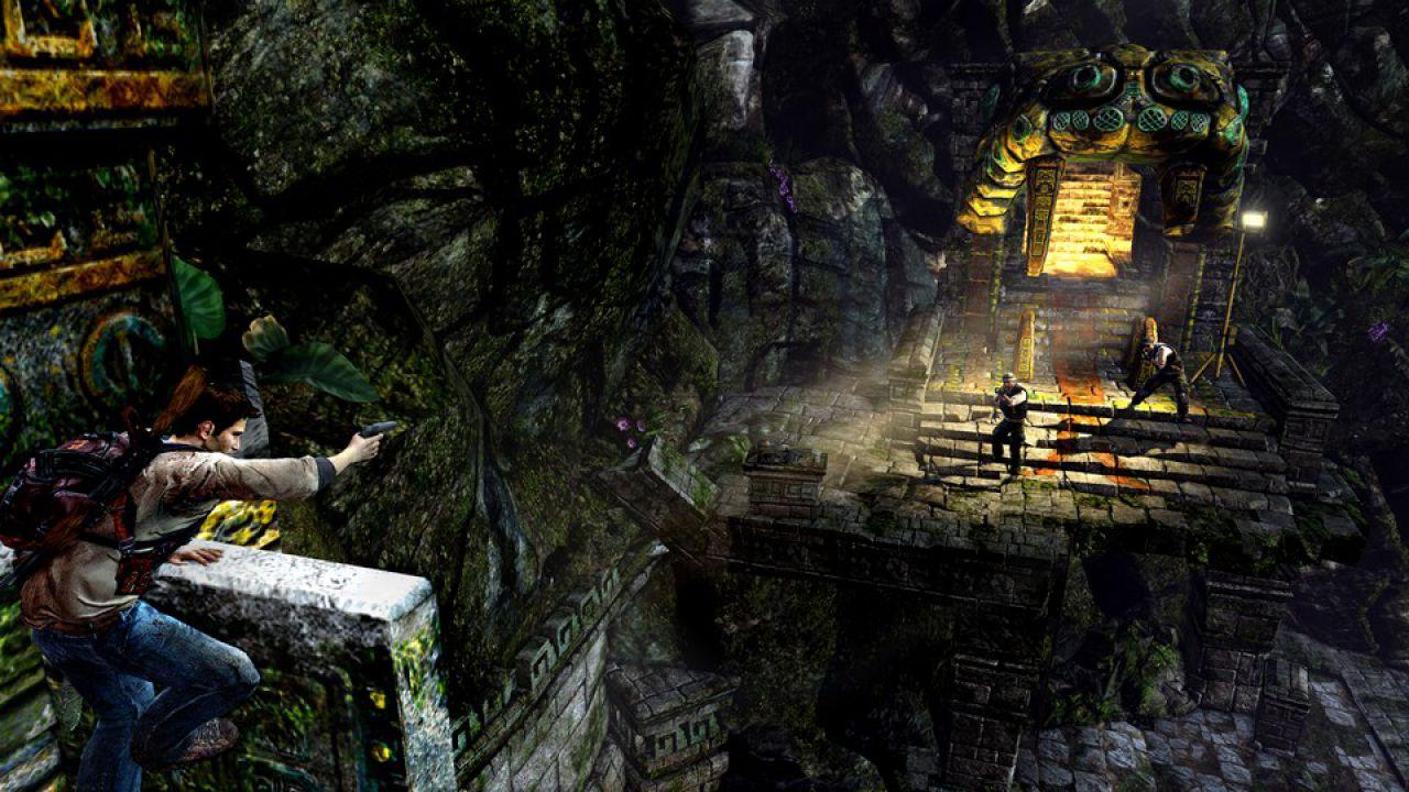 hands on Uncharted 3 Beta Multiplayer