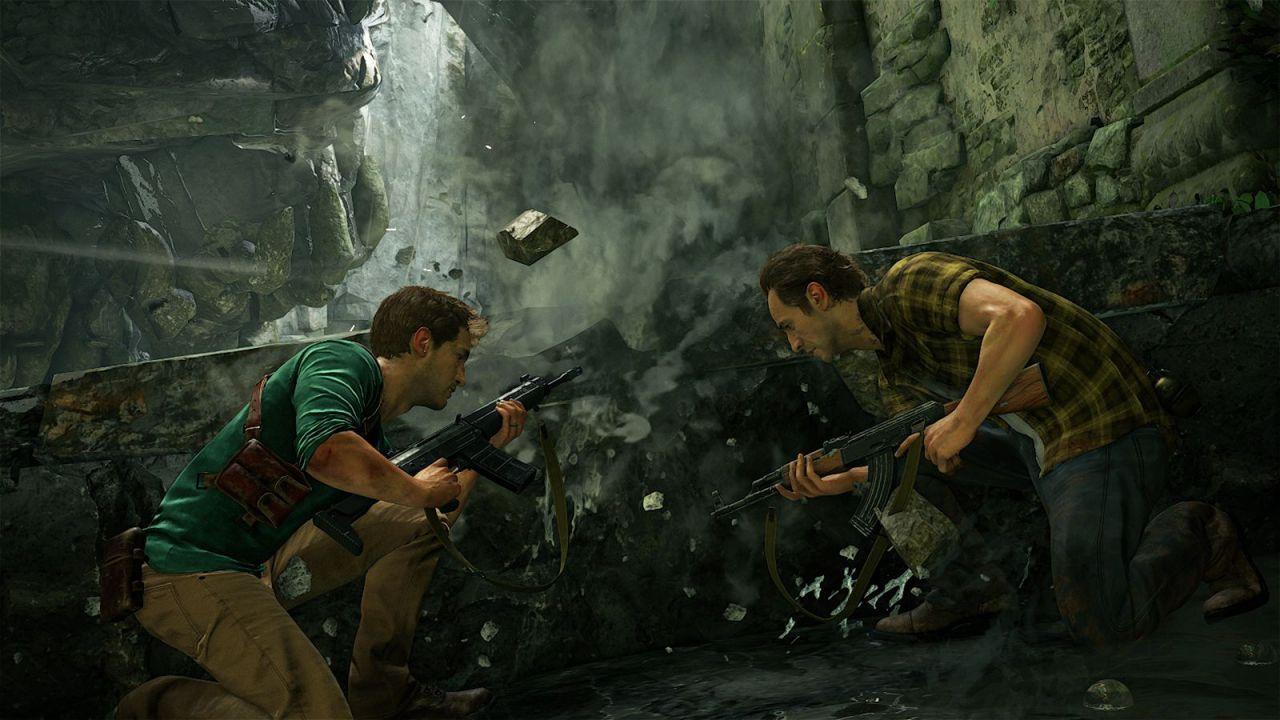 provato Uncharted 4: lo abbiamo finalmente provato alla Games Week di Parigi!