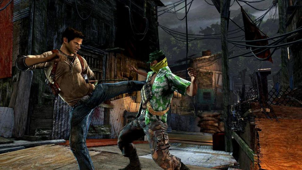 anteprima Uncharted: Golden Abyss