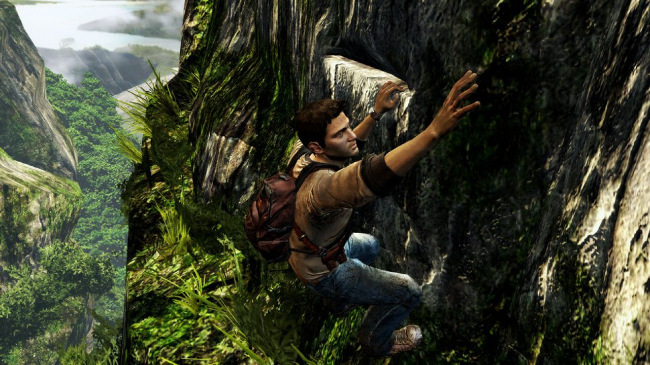 hands on Uncharted: Golden Abyss