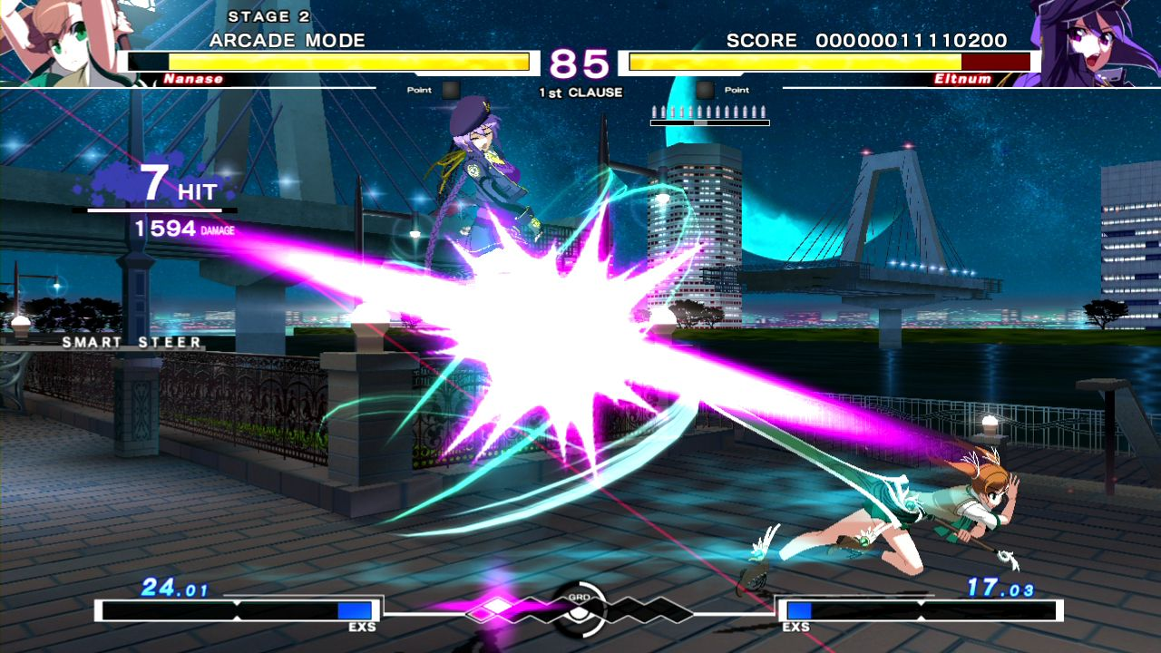 recensione Under Night In-Birth Exe:Late