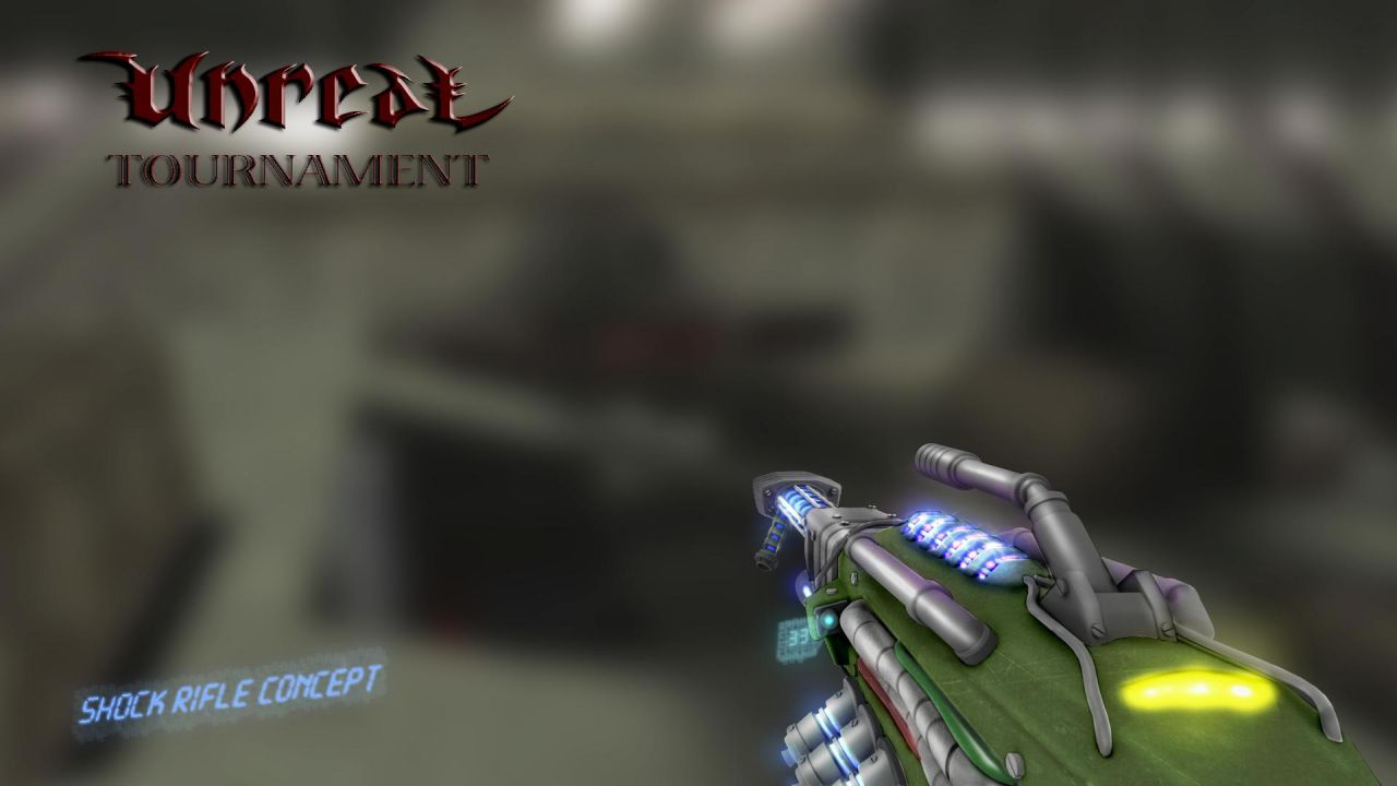 provato Unreal Tournament