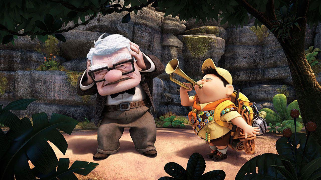 recensione Up, la recensione del film capolavoro della Pixar