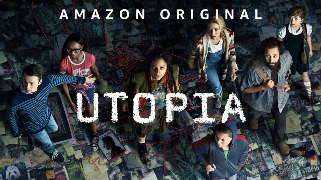 first look Utopia, prime impressioni: il remake targato Amazon è all'altezza?
