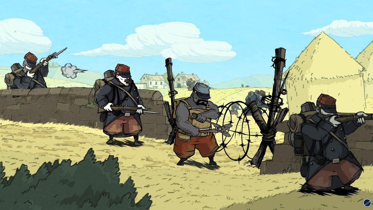 anteprima Valiant Hearts: The Great War